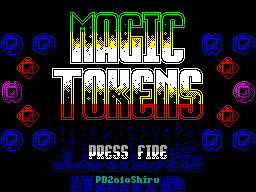 Magic Tokens title